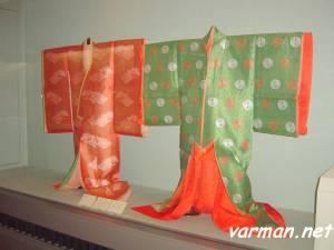Uchiki Garment and Hakama Trousers suits