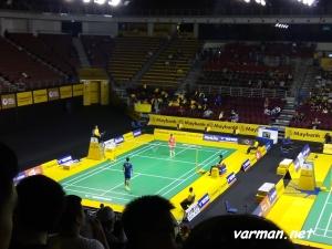 Badminton Malaysian Open 2015