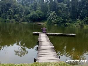 "Empangan Air Kuning (""Yellow Water Dam"")"
