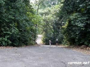 "Route to Bukit Sapu Tangan (""Sapu Tangan Hills"")"
