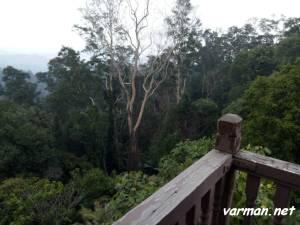 Sapu Tangan Hills Watch Tower