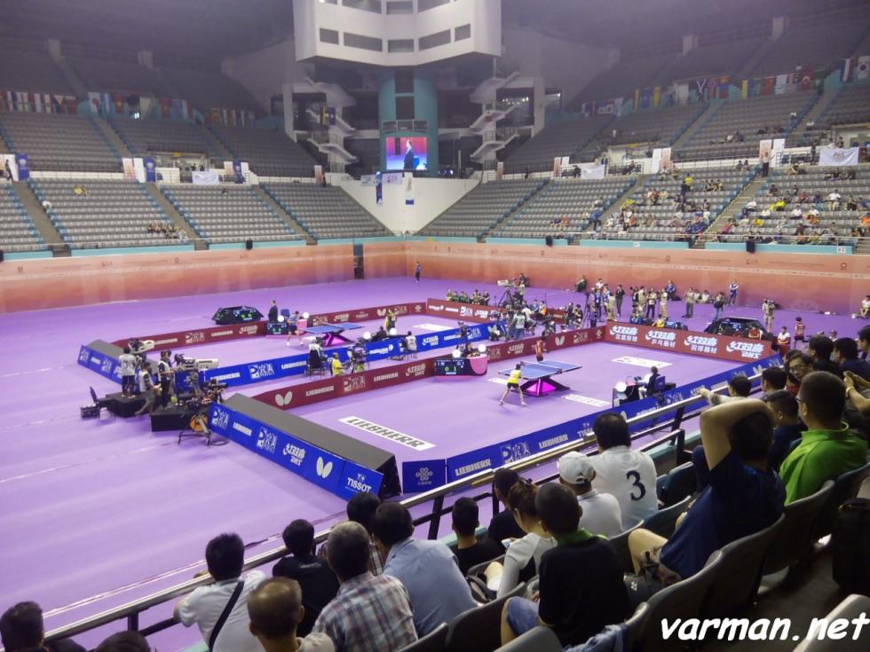 World Team Table Tennis Championships