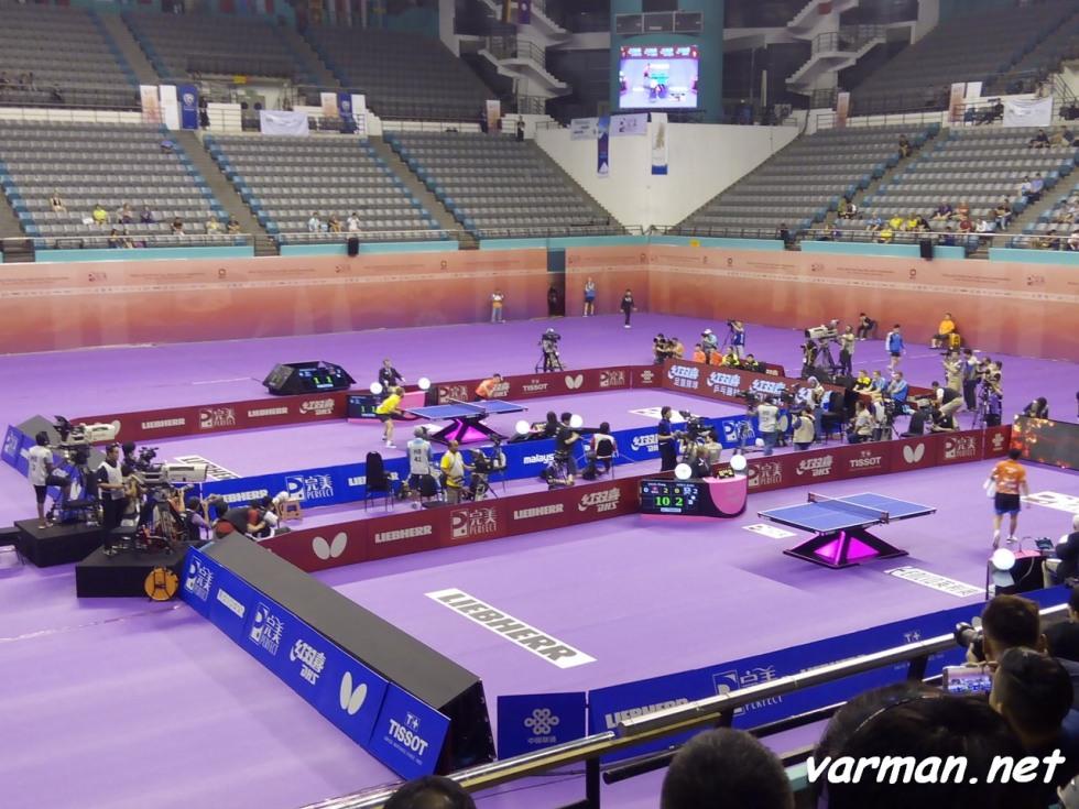 2016 World Championships: Xu Xin vs Jon Persson