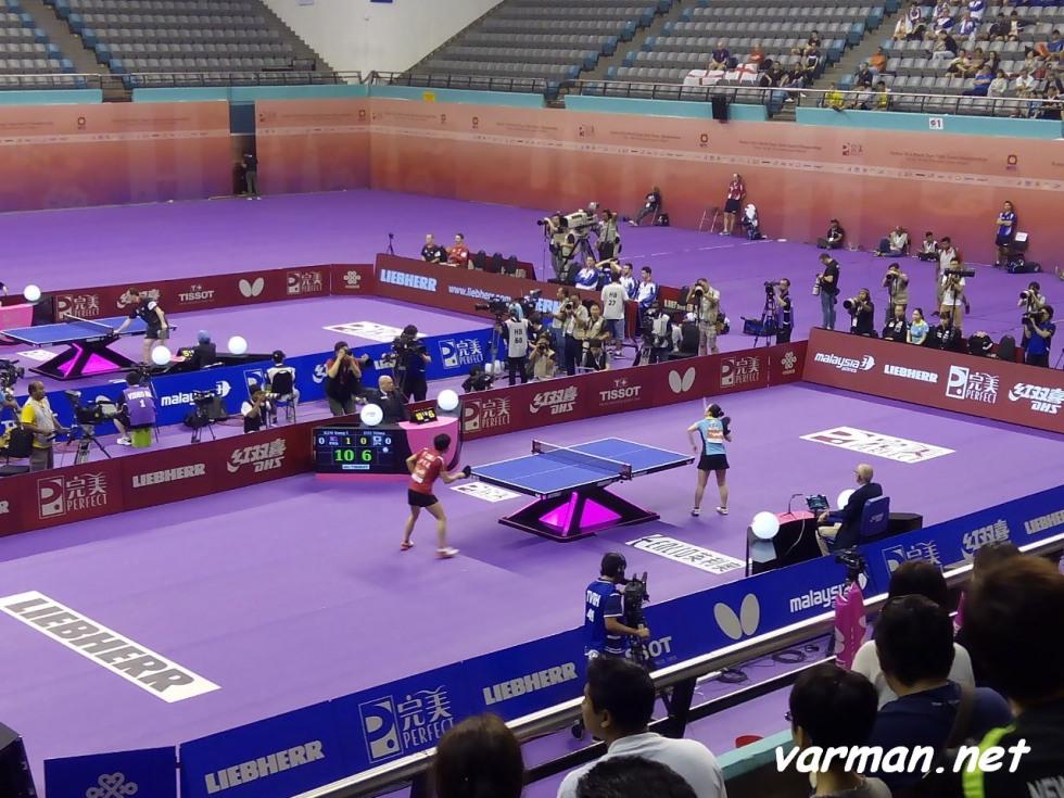 2016 World Championships: Ai Fukuhara vs Ri Mi Gyong