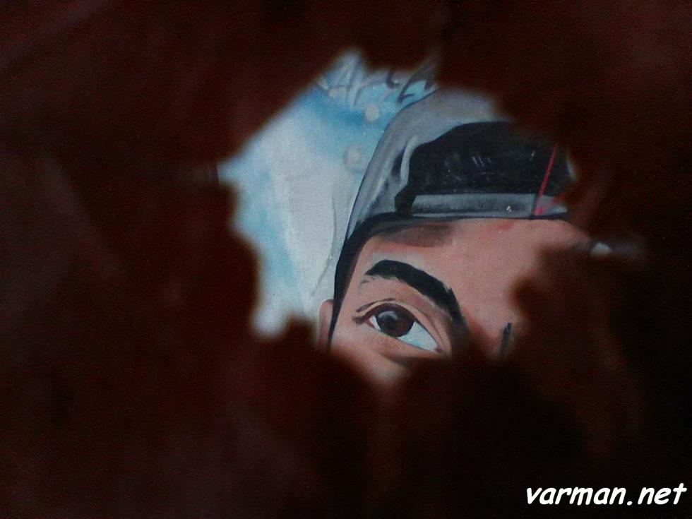 Framing: Laman Seni (Street Art) 2